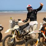 off-road enduro motorreis marokko