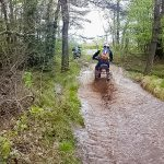 enduro off-road motorrit kortrijk