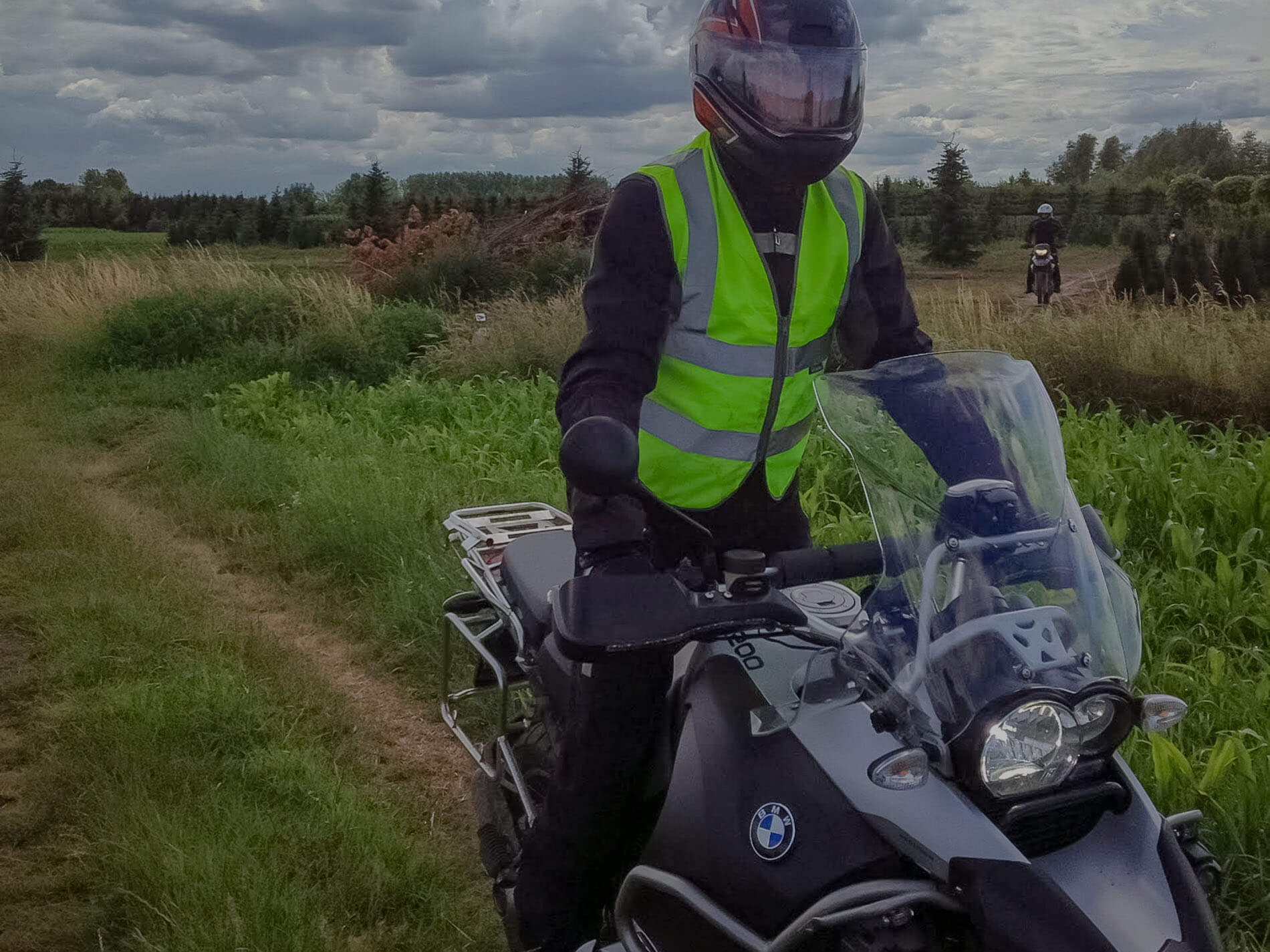 off-road motortraining voor beginners