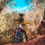 enduro off-road motorreis