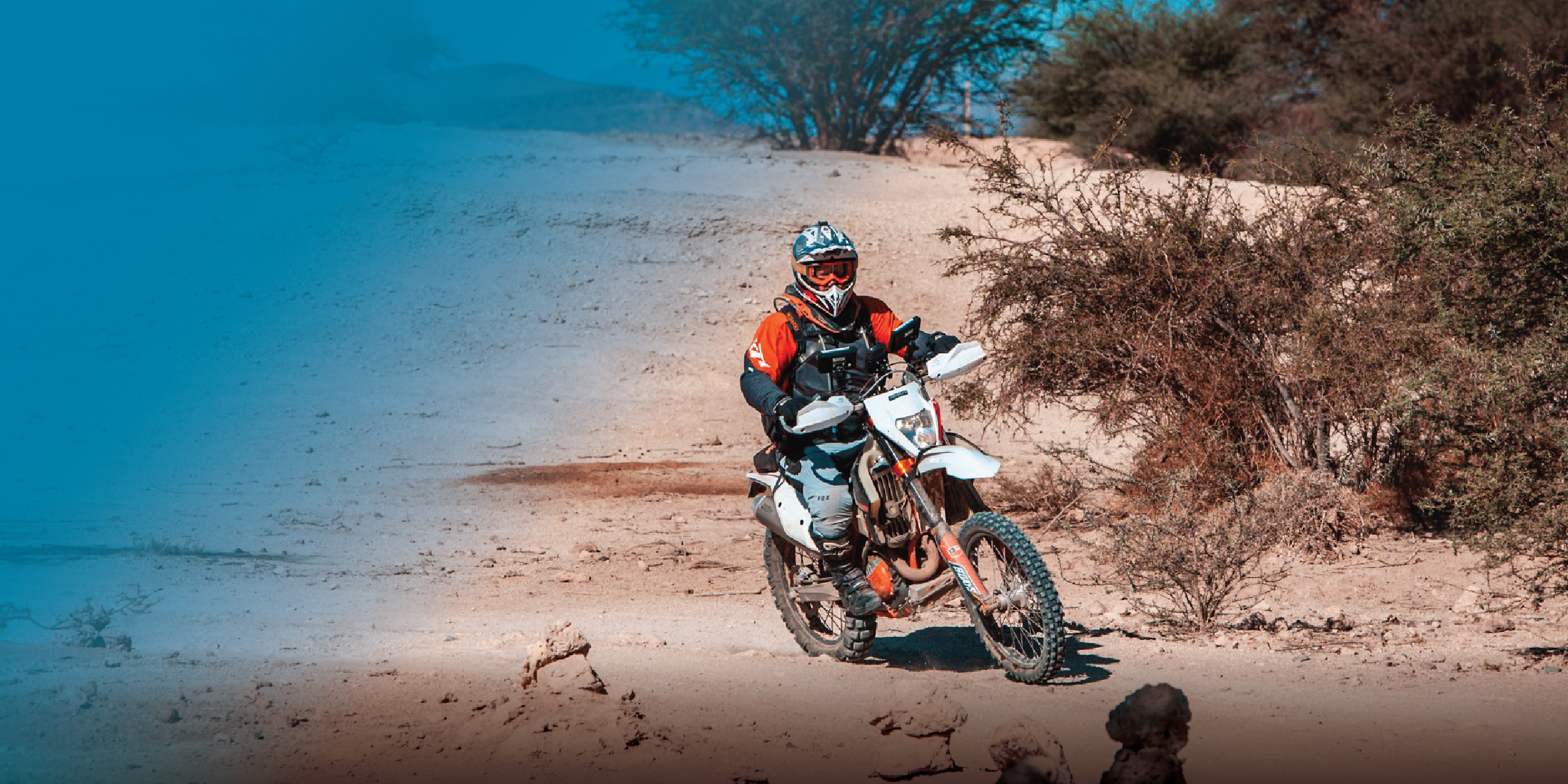 Morocco Rally-Raid All-Road trip reizen Dakar