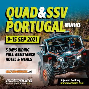 Quads SSVs Portugal