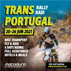 Rally-Raid Portugal reis