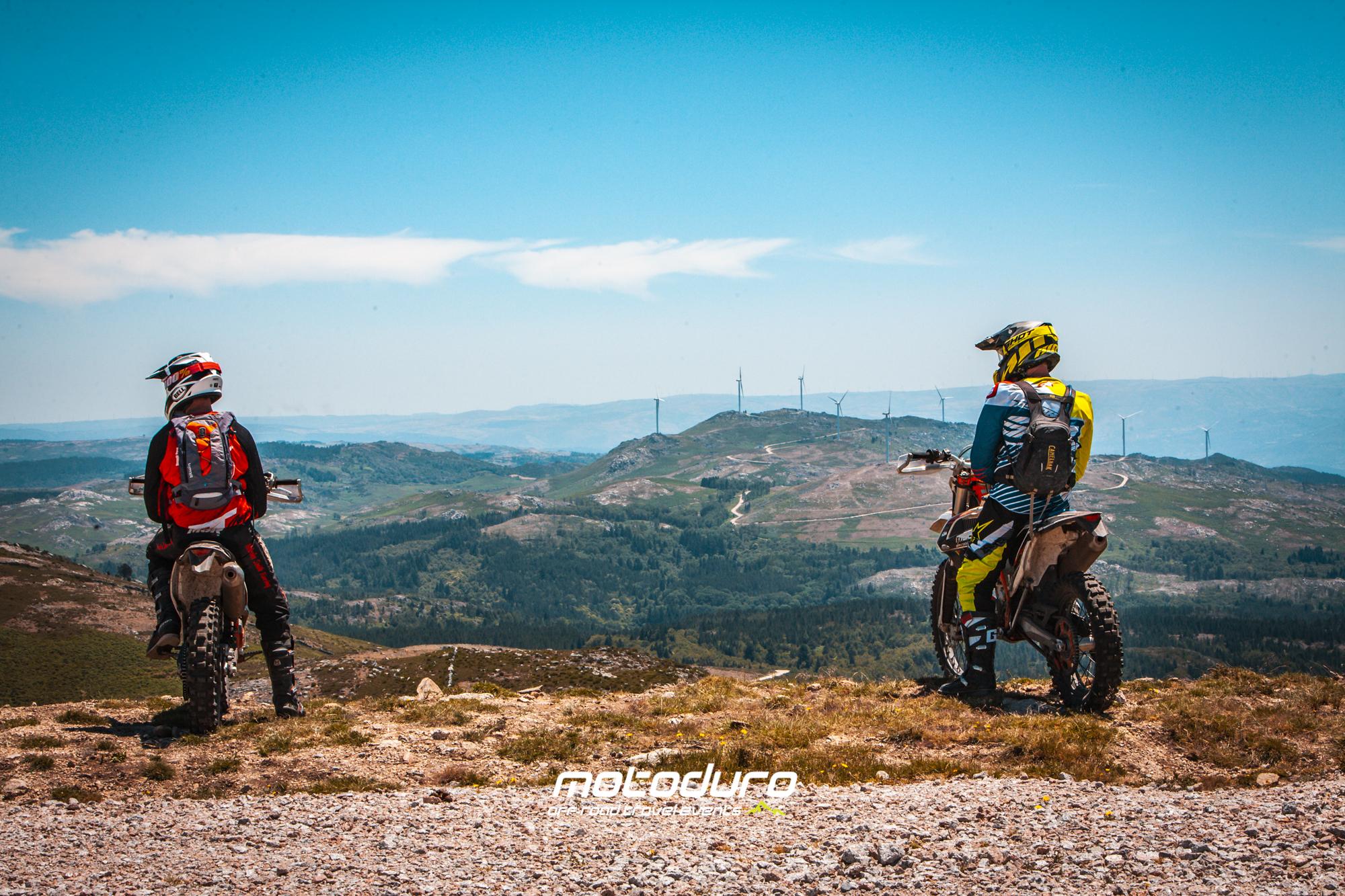 Enduro Portugal trip