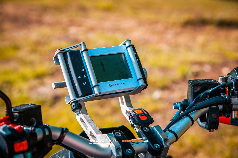 Tripy GPS navigation